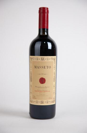 Ornellaia Masseto 1995 года