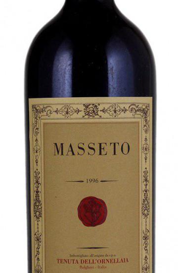 Ornellaia Masseto 1996 года