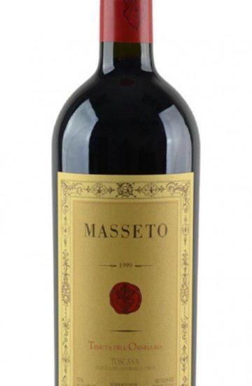 Ornellaia Masseto 1999 года