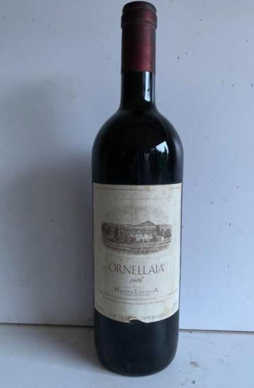 Ornellaia Bolgheri Superiore 1986 года