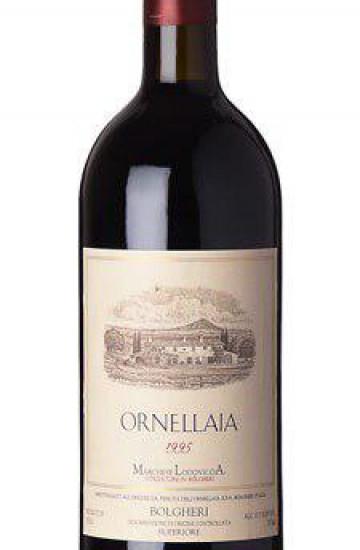 Ornellaia Bolgheri Superiore 1995 года