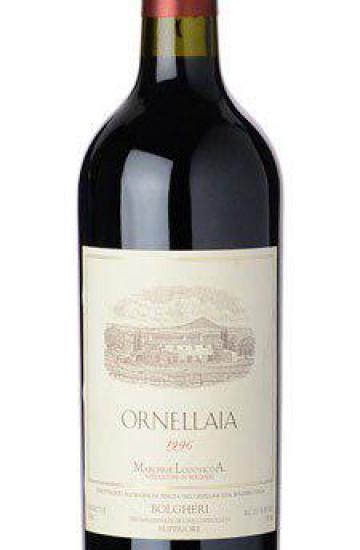 Ornellaia Bolgheri Superiore 1996 года