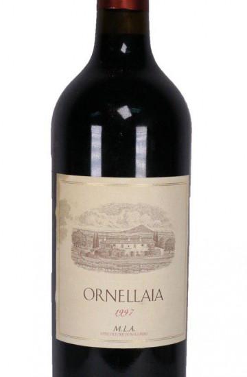 Ornellaia Bolgheri Superiore 1997 года