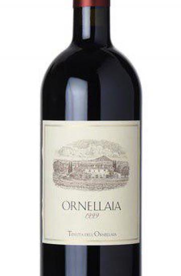 Ornellaia Bolgheri Superiore 1999 года