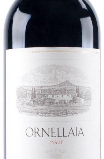 Ornellaia Bolgheri Superiore 2008 года