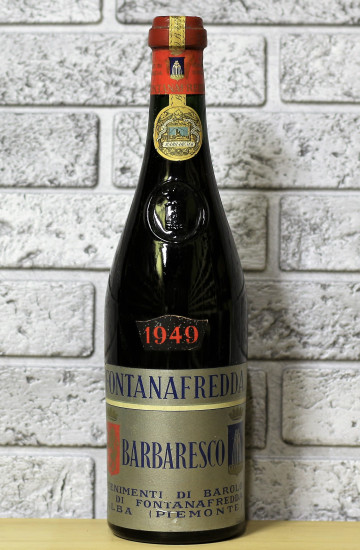 Barbaresco Fontanafredda 1949