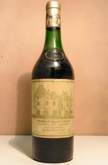 Chateau Haut-Brion 1974