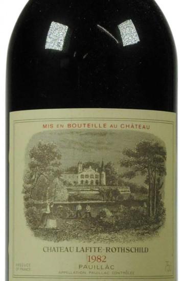 Chateau Lafite-Rothschild 1982