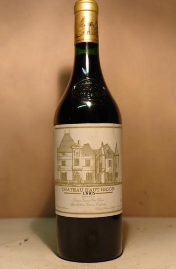 Chateau Haut-Brion 1985