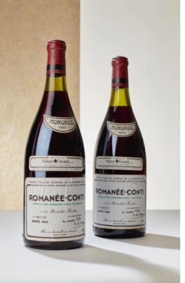 Domaine de la Romanee-Conti 1955 года
