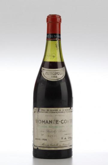 Domaine de la Romanee-Conti 1956 года