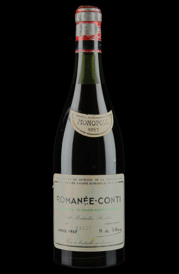 Domaine de la Romanee-Conti 1957 года
