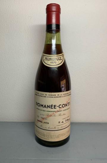 Domaine de la Romanee-Conti 1970 года