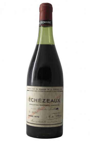 Domaine de la Romanee-Conti Echezeaux 1970 года