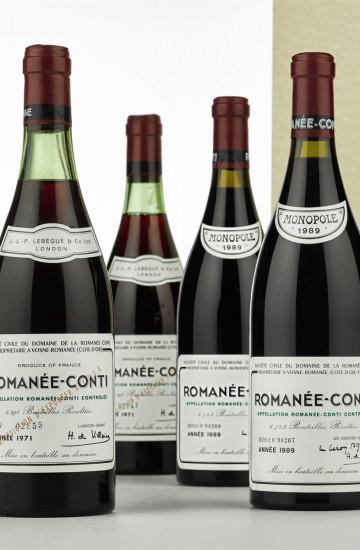 Domaine de la Romanee-Conti 1971 года