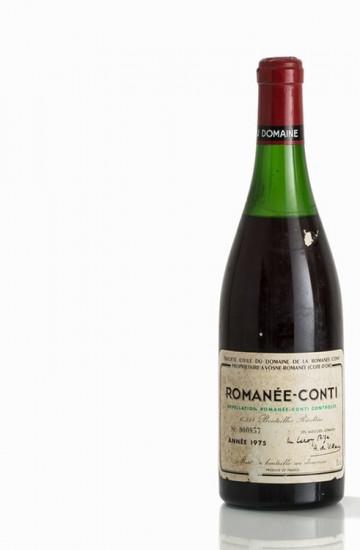 Domaine de la Romanee-Conti 1975 года