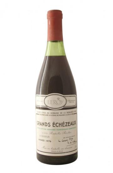 Domaine de la Romanee-Conti Grands Echezeaux 1976 года