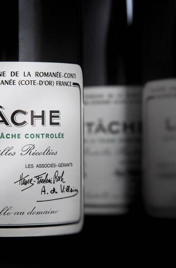 Domaine de la Romanee-Conti La Tache 1993 года