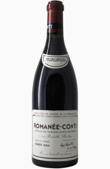 Domaine de la Romanee-Conti 1994 года