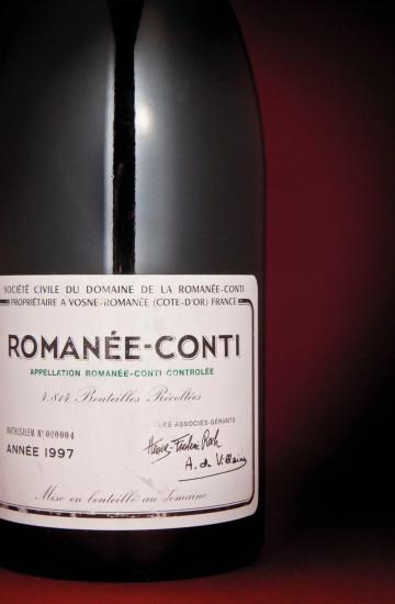 Domaine de la Romanee-Conti 1997 года