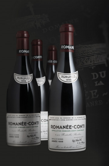 Domaine de la Romanee-Conti 1999 года