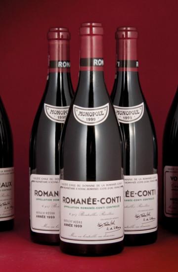 Domaine de la Romanee-Conti Echezeaux 1999 года