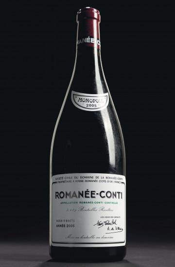 Domaine de la Romanee-Conti 2005 года