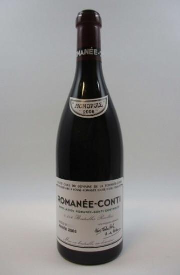 Domaine de la Romanee-Conti 2006 года