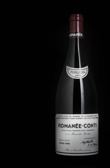 Domaine de la Romanee-Conti 2008 года