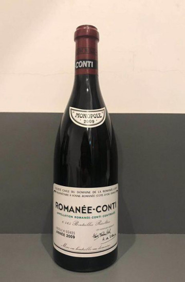 Domaine de la Romanee-Conti 2009 года