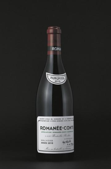 Domaine de la Romanee-Conti 2010 года