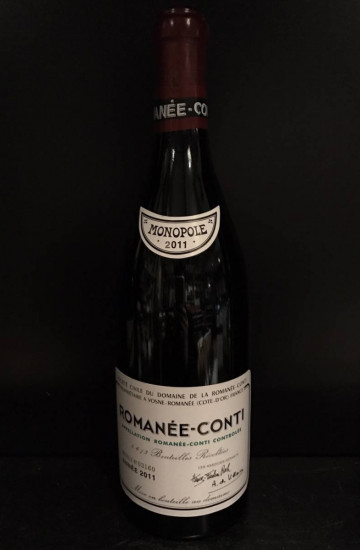 Domaine de la Romanee-Conti 2011 года