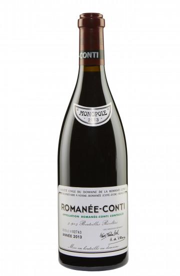 Domaine de la Romanee-Conti 2013 года