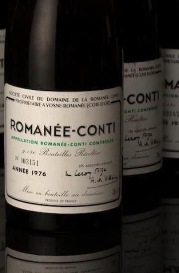 Domaine de la Romanee-Conti 1976 года