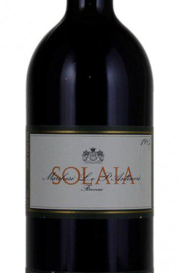 Marchesi Antinori Solaia 1985 года