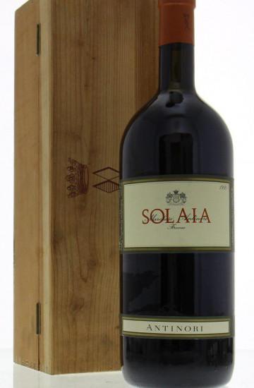 Marchesi Antinori Solaia 1995 года