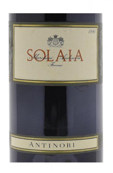 Marchesi Antinori Solaia 1996 года