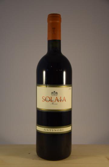 Marchesi Antinori Solaia 1999 года