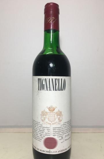 Tignanello 1971 года