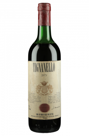 Tignanello 1975 года