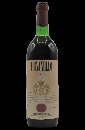 Tignanello 1977 года