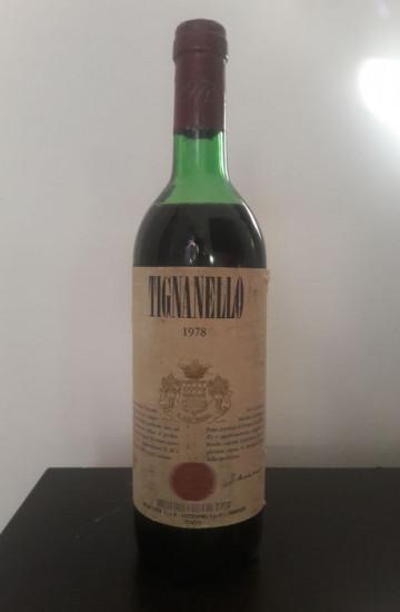 Tignanello 1978 года