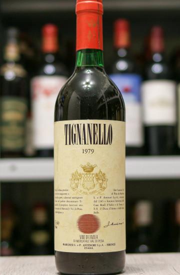 Tignanello 1979 года