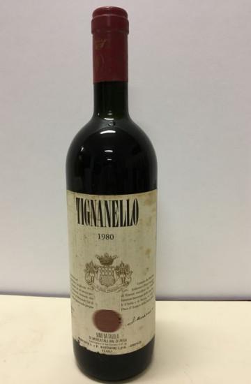 Tignanello 1980 года
