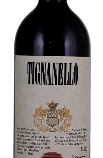 Tignanello 1986 года