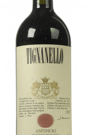 Tignanello 1987 года
