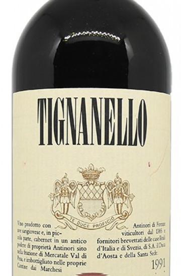 Tignanello 1991 года