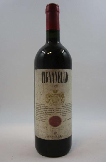 Tignanello 1998 года