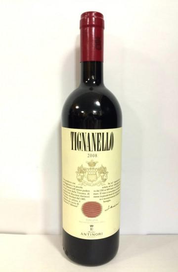 Tignanello 2008 года