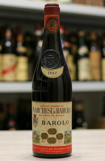 Barolo Marchesi di Barolo 1947